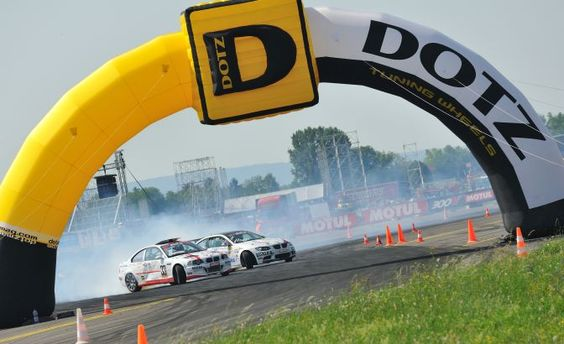 King Of Europe Drift Event in Slovakia!