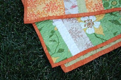 Diary of a Quilter - a quilt blog: New Easy Quilt Tutorial