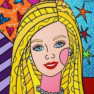 Barbie Demasiado arte para la venta