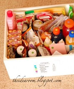 family store---reward your kids for things with just a box of stuff around your kitchen, treats, dollar store items, soda, etc.