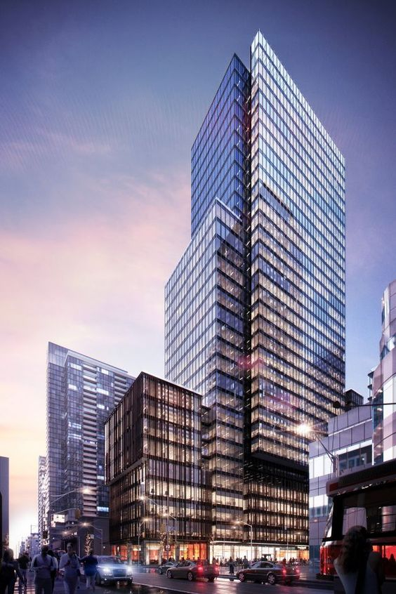 cgarchitect professional 3d architectural visualization user community toronto office proposal boxed ice office exterior