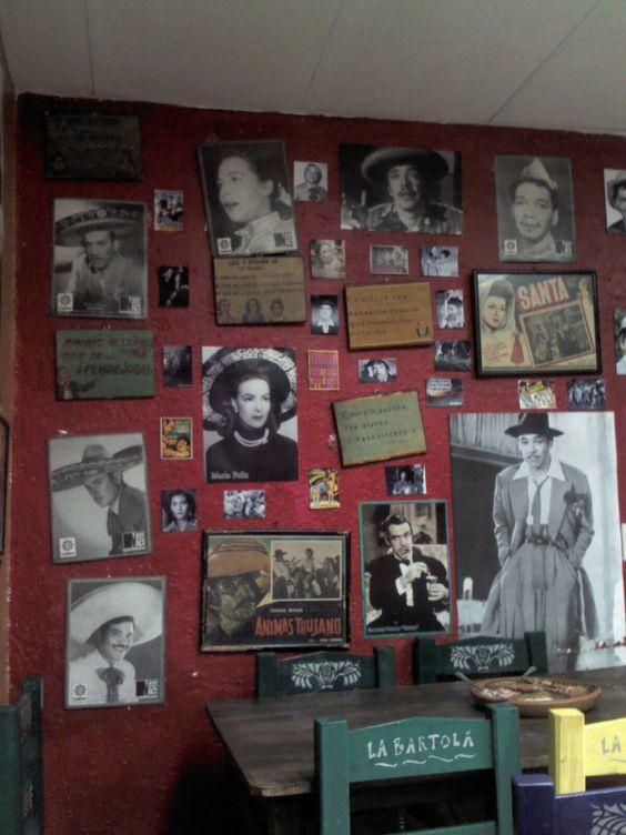 Muro en La Bartola