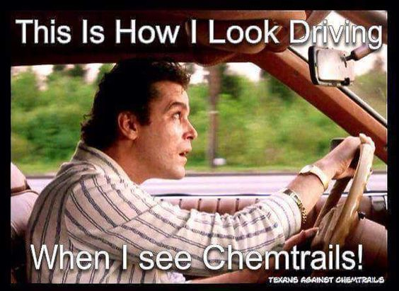 chemtrails:
