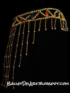 coroa egipcia