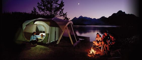 Coleman | Great American Backyard Campout - Scroll down & click on Enter to Win for a chance at big prizes including cash!