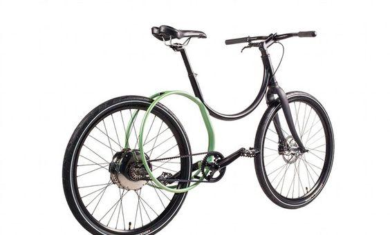 La Grande Motte, l'harmoniosa bicicleta de Jean-Gabriel Causse