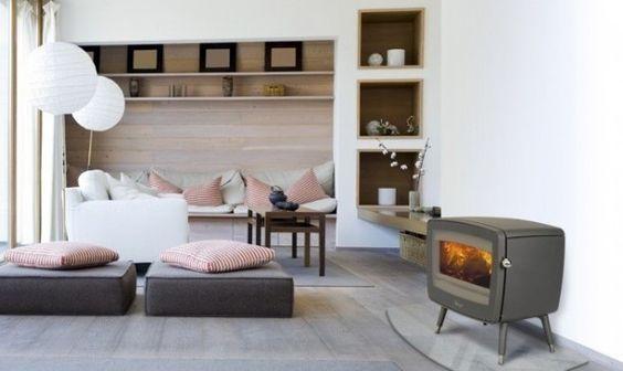 Landelijke stijl kachel welke woonstijl ligt jou het best landelijke stijl pinterest - Sofa landelijke stijl stijlvol ...