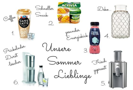 Sommer Must Haves, Sommer Essentials, Summer Must Haves, Sommer Lieblinge, Sommer Sachen, Sommer Drink