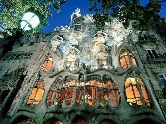 Barcelona by concepcion