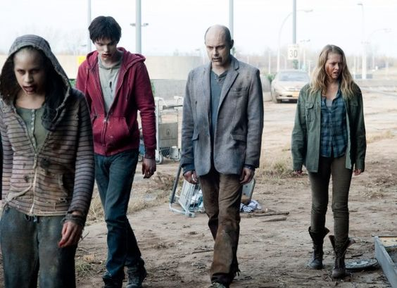 Here is another new image from Warm Bodies which is due out later this year.