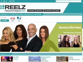 The REELZ Channel Camp Hollywood Sweepstakes – Code Required