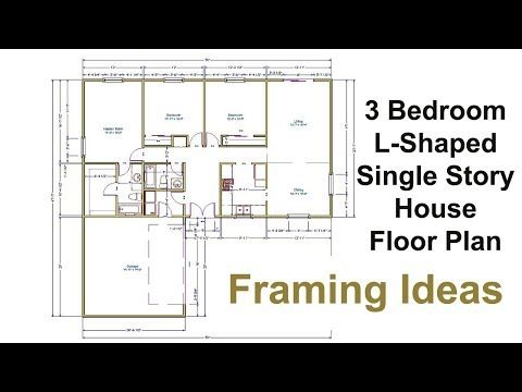 Lovely Floor Plan L Shaped House 4 Approximation House Plans Gallery Ideas L Shaped House Plans L Shaped House Bedroom Floor Plans