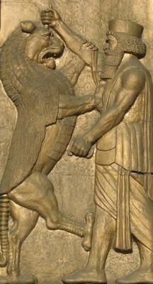 Darius (550 – 486 vChr), Perzische koning