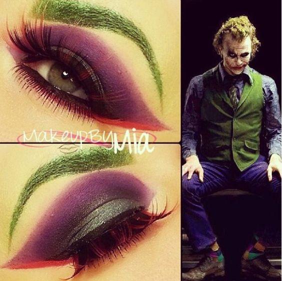 joker makeup - Yahoo Image Search Results