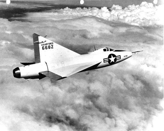 Convair XF-92 us air force