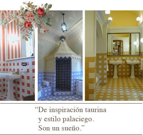 Spanish bathrooms: Decor, Kathleen, Spanish Bathrooms, Design
