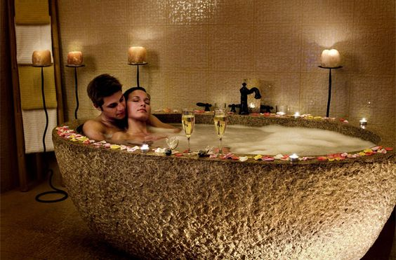 tubs hot tubs and couple on pinterest