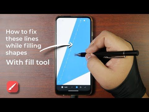 Infinite Painter Tutorial How To Fill The Shapes Completely With Fill Tool Youtube Digital Art Beginner Paint App Digital Painting Tutorials