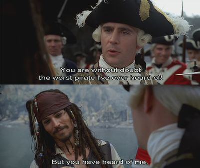 Image result for jack sparrow but you've heard of me