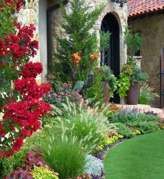 Dise os de islas para jardines peque os buscar con for Jardines pequenos de casas fotos