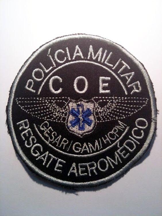 Polícia Militar Estado do Rio de Janeiro - GAM Grupamento Aeromóvel. No mar, na terra e no ar. SERVINDO, PROTEGENDO E SALVANDO VIDAS https://picasaweb.google.com/103296164227068046277/DistintivosMacacao?feat=embedwebsite