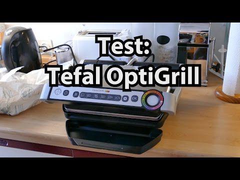 Optigrill Von Tefal Modell Gc702d Von Caulius Probiert Es Aus Youtube Grillen Kontaktgrill Modell