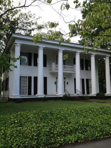 Greek Revival Homes | Greek Revival Houses