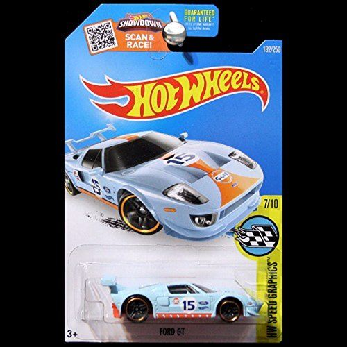 Hot Wheels 2016 Hw Speed Graphics Ford Gt Gulf Oil Lig Https