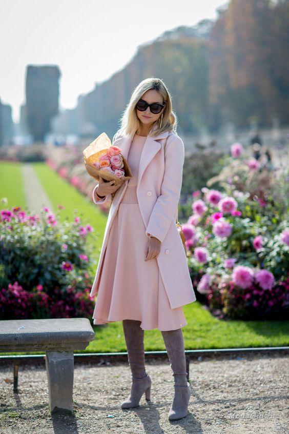 Розовый цвет в одежде: как носить, с чем сочетать розовый цвет | Шоу Бизнес Светские новости Интервью Мода Диета Красота Здоровье