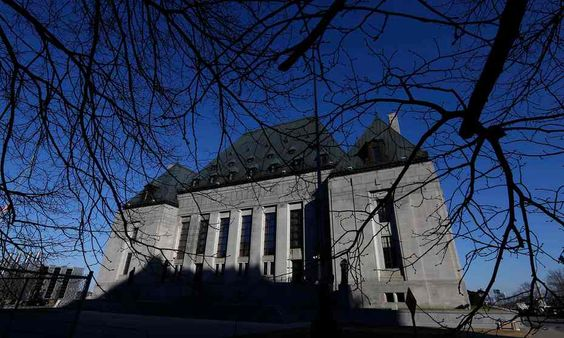 The supreme court of Canada. The Canadian Judicial Council is considering removing federal judge Robin Camp for discriminatory remarks during a trial in which he badgered the accuser and acquitted the accused.
