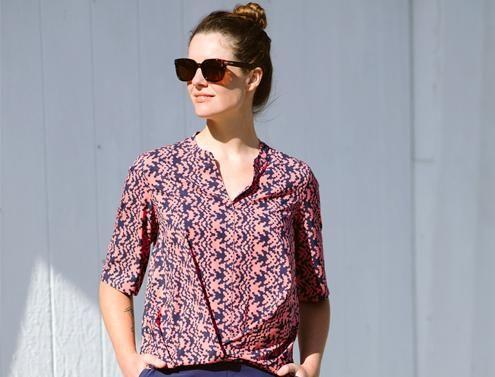 Royal Robbins Womens Spotless Traveler Short Sleeve Top