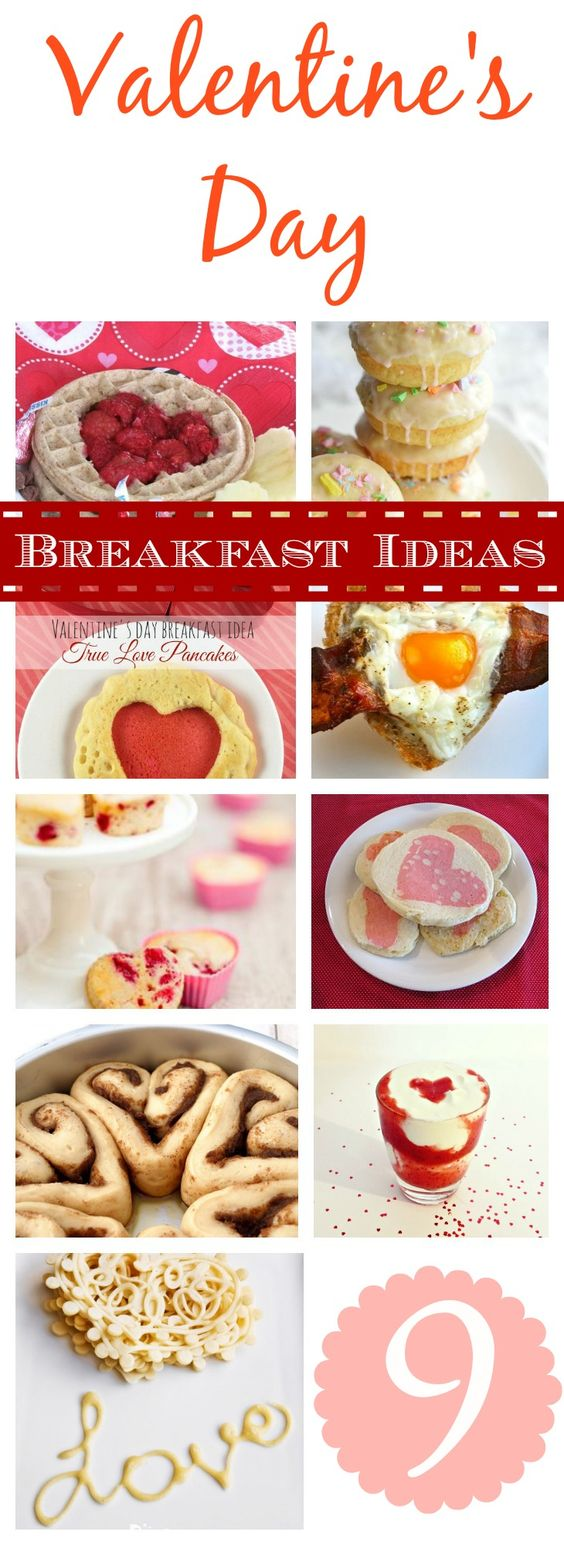 #ValentinesDay #Breakfast Ideas. #food #SharingGoodFood #celebrate