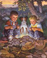 Children & Animals Dogs Editor: Blue Lantern Publishing Friendship Illustrator: Unknown Imprint: Laughing Elephant'