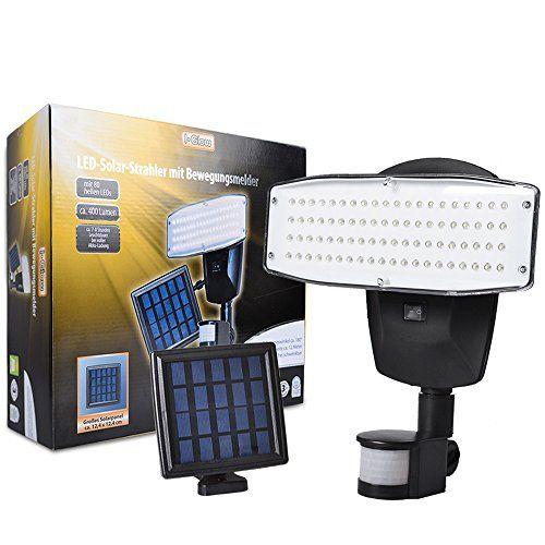 Solar Lights Outdoor With 80 Led Solar Motion Sensor Light For Yard Garden Wall Deck Security Lights Cl Outdoor Solar Lights Solar Lights Solar Patio Lights