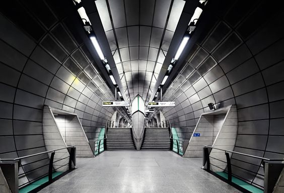 Subway III on Behance