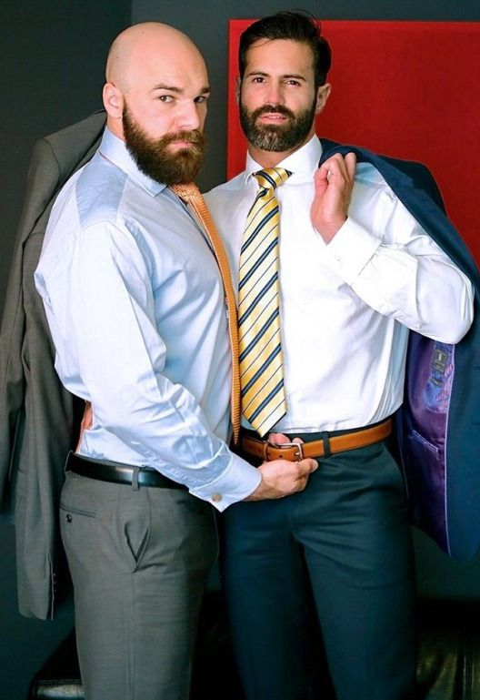 Old mature gay men