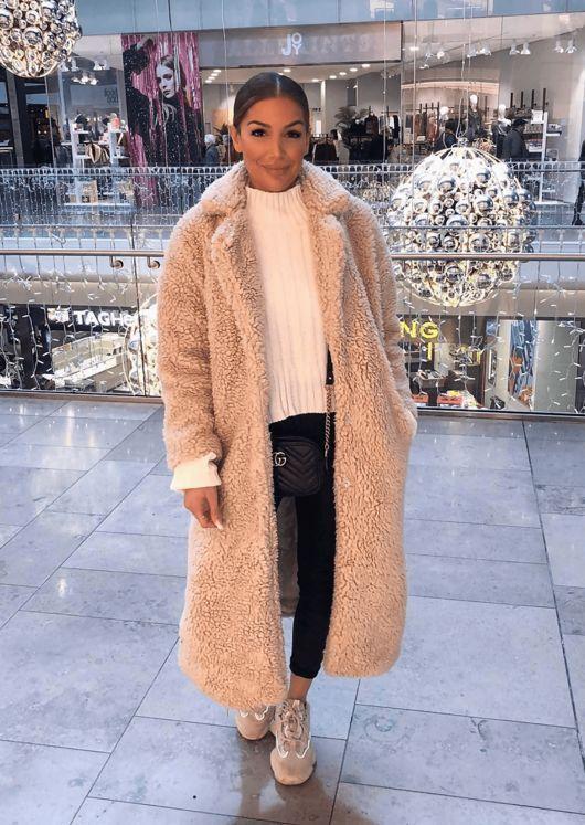 Teddy Coats | Womens Teddy Bear Jacket | Borg Coat | Lily Lulu
