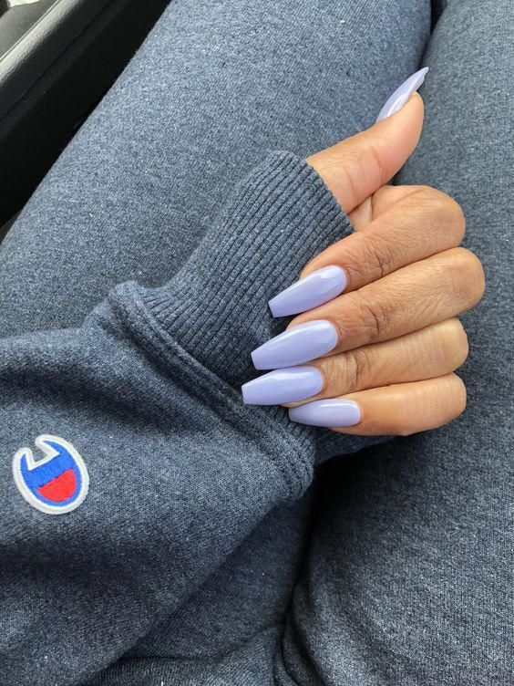 40 Coffin Acrylic Nail Ideas With Different Colors That You Ll Want To Copy Beautifulacrylicnails Short Coffin Nails Cute Nails Acrylic Nails