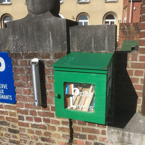 Boîtes à livres Beauvechain 6