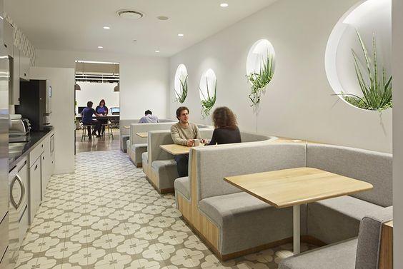 Офис рекламного агентства Wieden+Kennedy в Нью Йорке