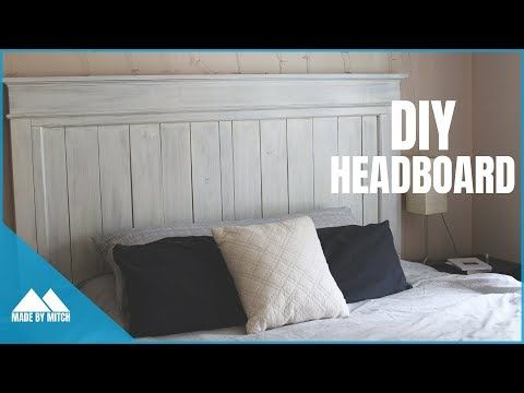 29++ Farmhouse headboard type