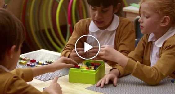 This LEGO Design Is Helping Blind Children Learn And Play Just Like Other Kids