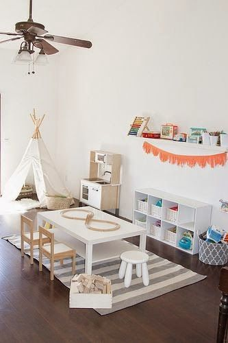 Las 5 claves a tener en cuenta para decorar una habitación de juegos infantil | Decorar tu casa es facilisimo.com