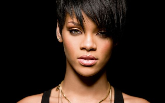 Rihanna Hairstyle Background Wallpaper - http://wallawy.com/rihanna-hairstyle-background-wallpaper/