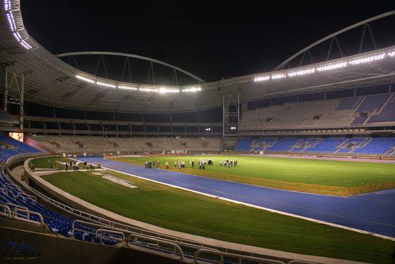 Botafogo de Futebol e Regatas - Estádio Olímpico Nilton Santos