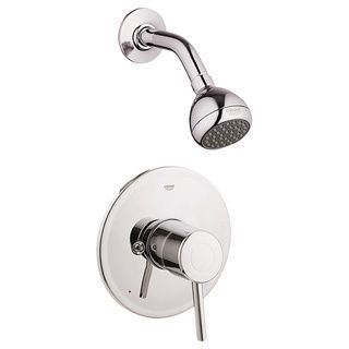Grohe Polished Nickel Concetto Shower Only Trim Kit