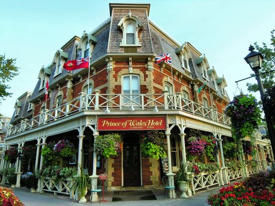 prince of wales hotel niagara on the lake ontario. Black Bedroom Furniture Sets. Home Design Ideas