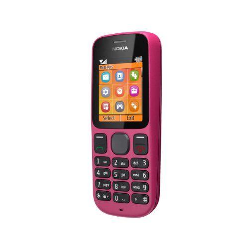 """Nokia 100 - Móvil libre (pantalla de 1,8"""" 128 x 160, S.O. Symbian), rosa B0079IJOQW - http://www.comprartabletas.es/nokia-100-movil-libre-pantalla-de-18-128-x-160-s-o-symbian-rosa-b0079ijoqw.html"""