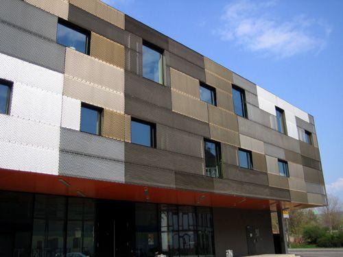Sistemas de fachadas materiales de revestimiento para - Revestimientos de fachadas ...
