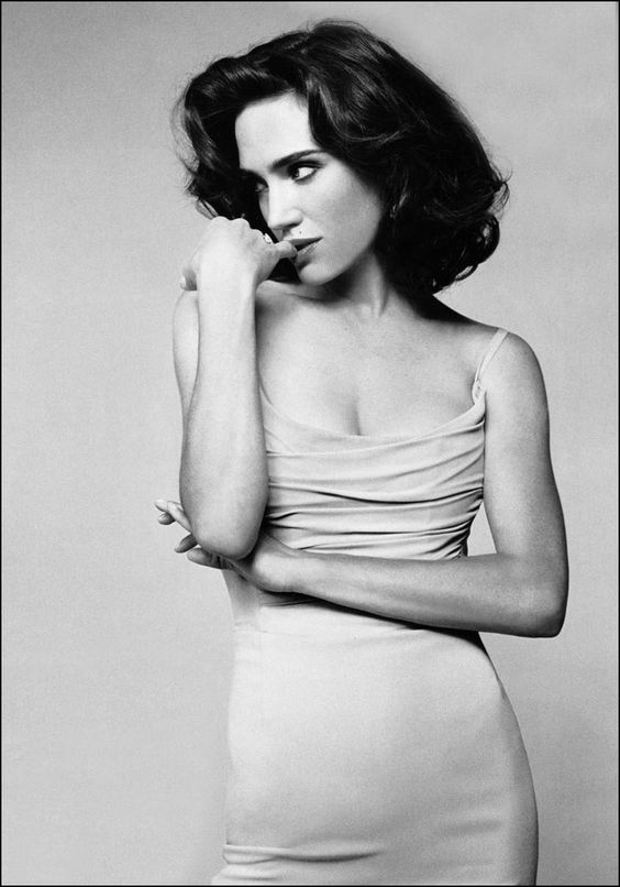 HAIR • • Jennifer Connelly, Academy Award winner (Supporting Actress 2001)
